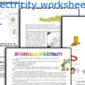 Worksheets On Electricity