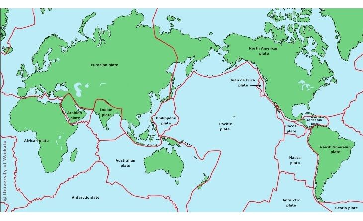 Tectonic Jigsaw Puzzles