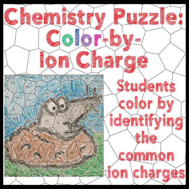 Worksheets Predicting Ionic Charges Answer Key