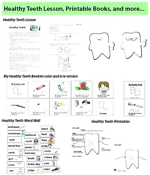 Free Health Worksheets For Elementary Samples Free Health