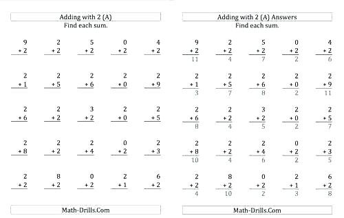 Print 5th Grade Math Worksheets