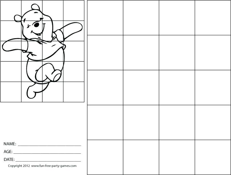 Grid Drawing Worksheets For High School At Paintingvalley Com