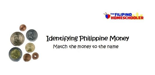 Identifying Philippine Money Worksheets – The Filipino Homeschooler