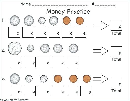 Math Money Worksheets Grade Riddles For First Counting Philippine 1st
