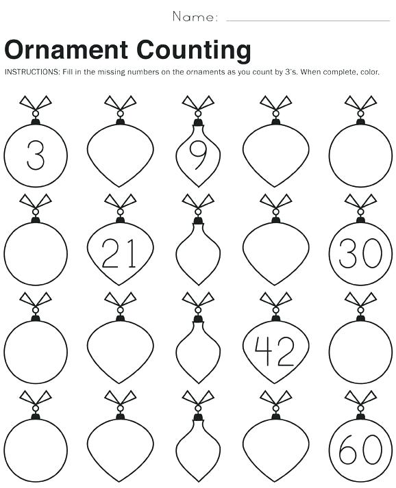 Number Names Worksheets A Grade One Math Sheets Free Printable