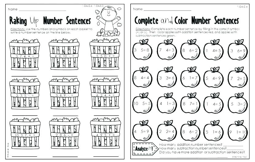 Primary School Worksheets To Print