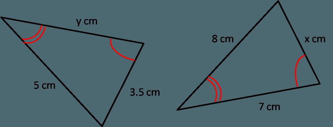 Similar Triangles Worksheet