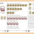 Worksheets Counting By 2s 5s And 10s