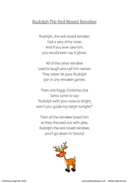 Rudolph The Red