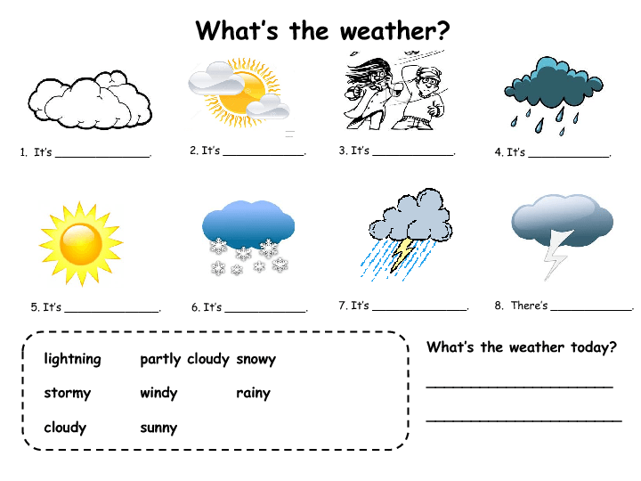 What's The Weather