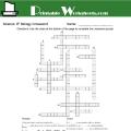 High School Biology Worksheets