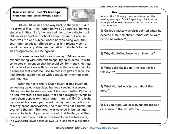 15 Images Of 3rd Grade Reading Comprehension Worksheets