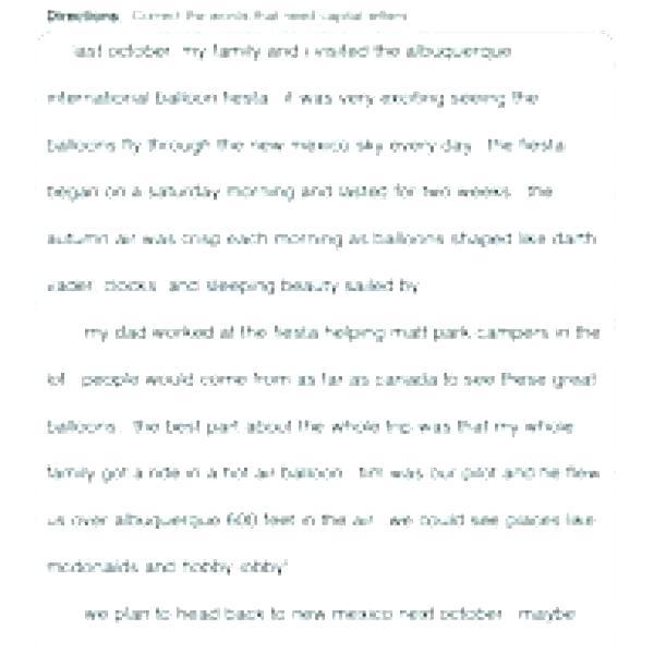 Capitalization Worksheets 4th Grade – Katyphotoart Com