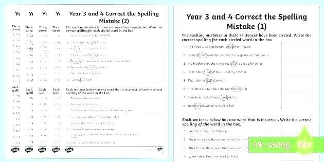 Editing Practice Worksheets High School Proofreaders Marks