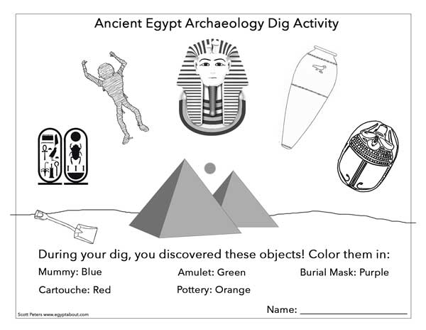 Kids Ancient Egypt
