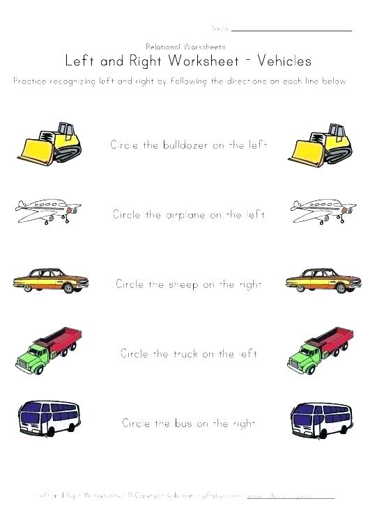 Left Neglect Worksheets Left Neglect Worksheets Pdf Learn Left