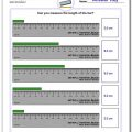 Metric Measurement Worksheets High School