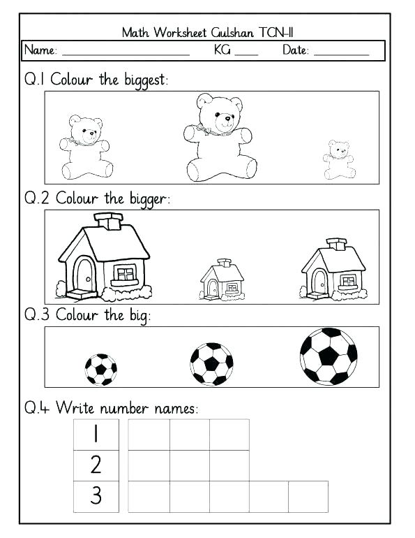 Worksheets For Kg Match The Picture To Alphabet Hindi Lkg Class
