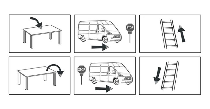 Prepositions Of Movement Worksheet
