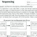 Sequence Of Events Worksheets 5th Grade