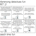 Social Inferences Worksheets