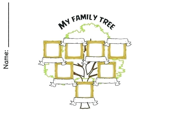 Simpsons Family Tree Worksheets