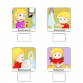 Personal Hygiene For Kids Worksheets