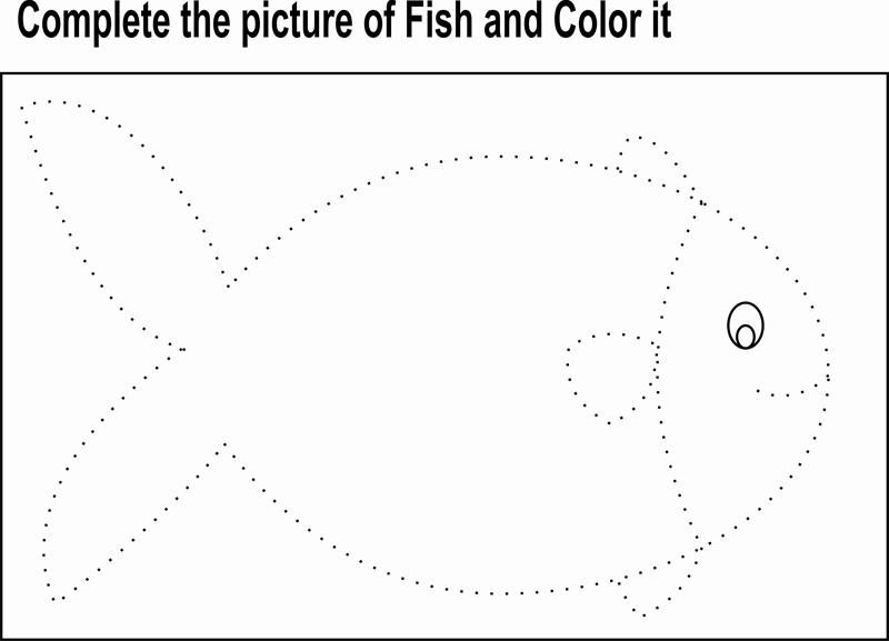 Fish Activities For Preschool