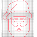 Christmas Graphing Worksheets Coordinate