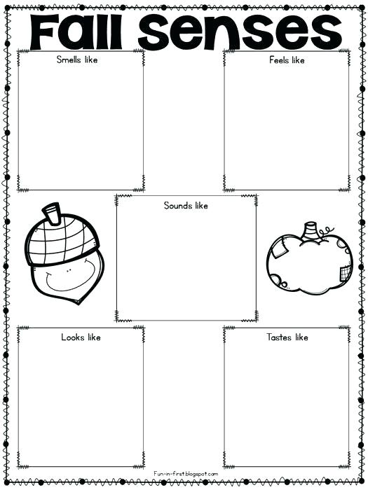 Fun Fall Worksheets – Katyphotoart Com