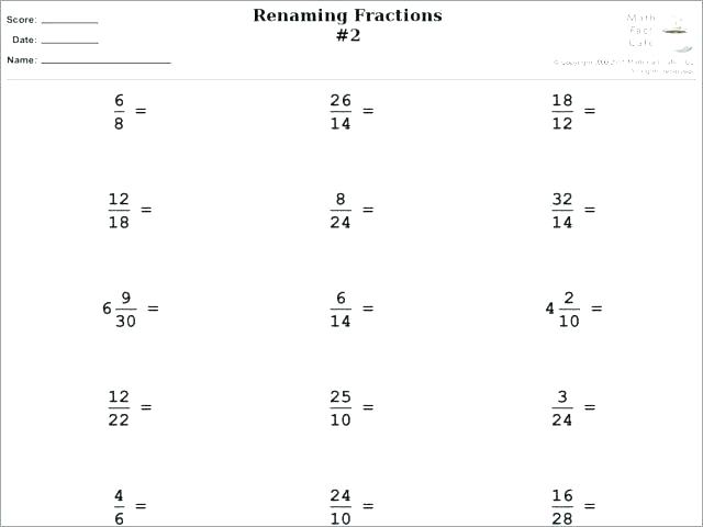 Adding Fractions Worksheet 5th Grade Adding And Subtracting