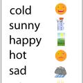 Describing Words For Kids Worksheets