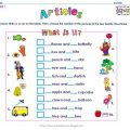 English For Grade 3 Worksheets Printables