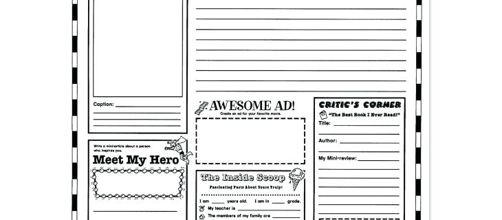Printable Worksheets About Me – Livedesignpro Co