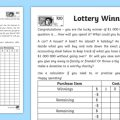 The Lottery Worksheets