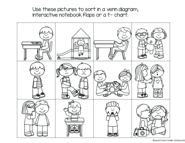 Behavior Worksheets For Students Good Character Traits Honesty