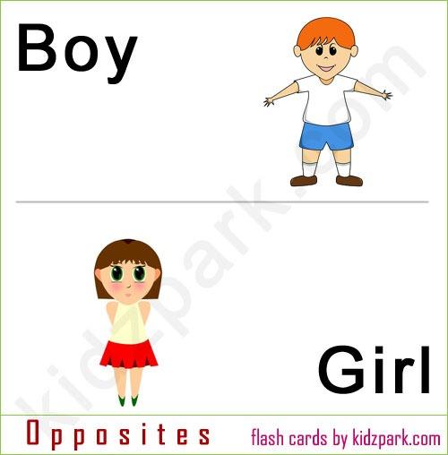 Preschool Worksheet Boy And Girl