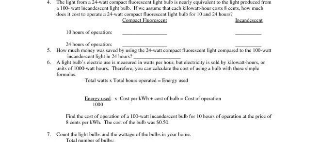 Science 8 Electromagnetic Spectrum Worksheets Answers