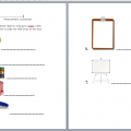 Unifix Cubes Worksheets For Kindergarten