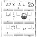 Line And Space Notes Worksheets
