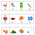 Find The Rhyme Worksheets