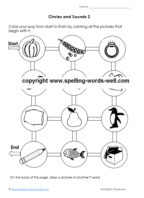 Free Printable Worksheets For Preschoolers