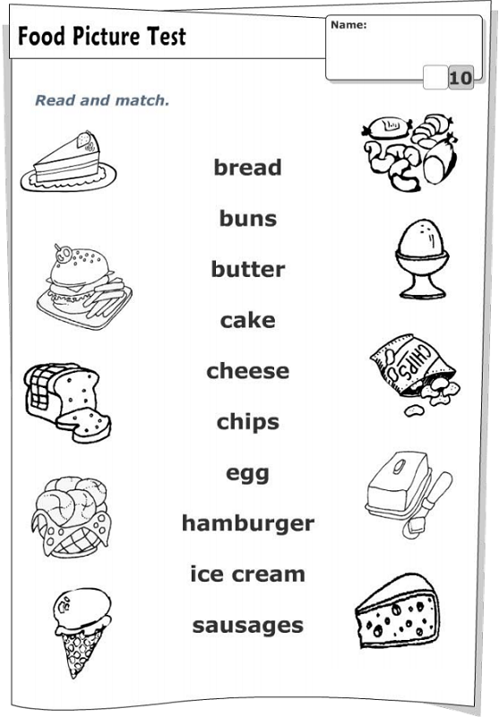 Fun Activity Worksheets For Kids