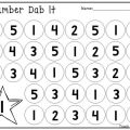 Worksheets For Numbers 1-20