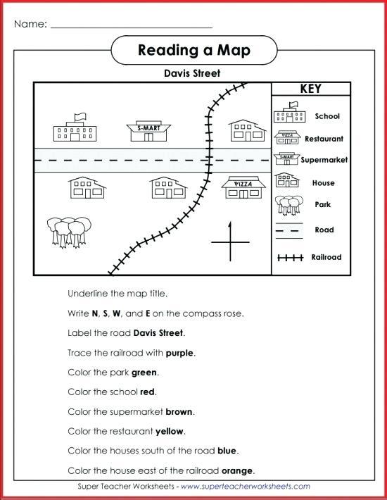 Map Grid Worksheets – Odmartlifestyle Com