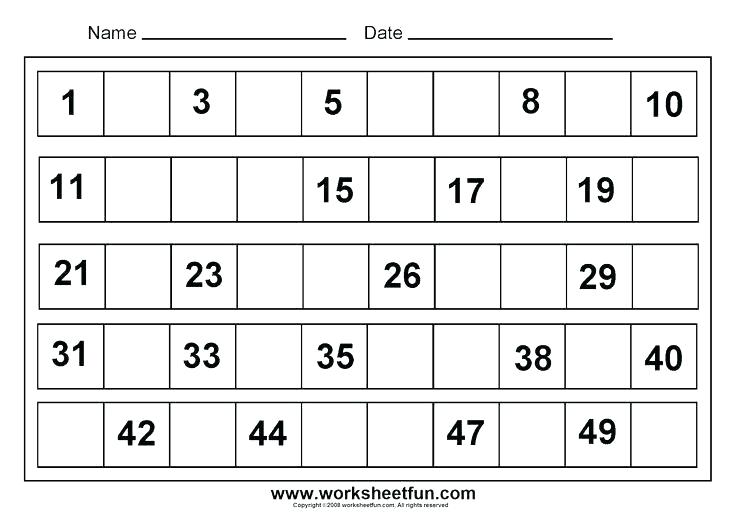 Number 1 10 Worksheets Full Size Of Tracing Numbers 1 Worksheets