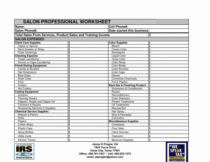 Small Business Tax Spreadsheet Of Templates Income Worksheet Home