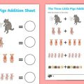 Three Little Pigs Worksheets Free