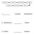 Kindergarten Worksheets Activities