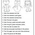 Science Kindergarten Worksheets
